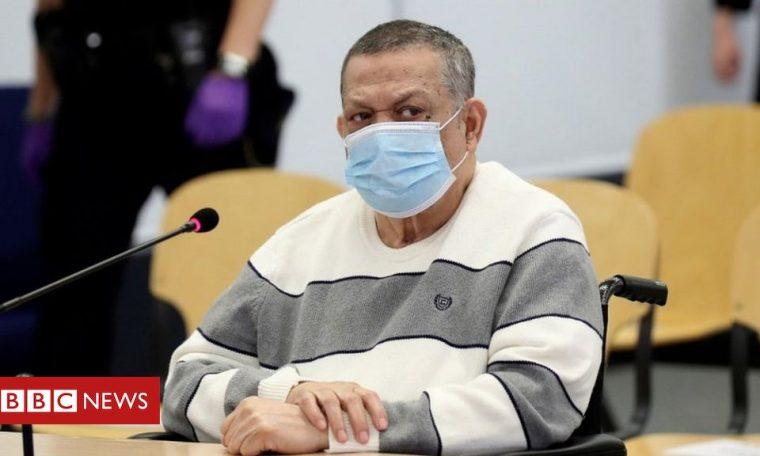 Salvadorean war crimes suspect Montano on trial in Spain