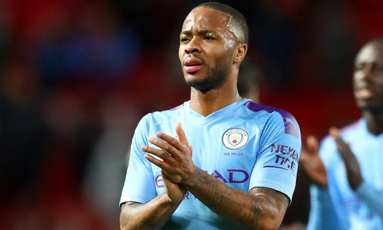 Raheem Sterling: As he fights racial injustice, Manchester City star says he's 'not thinking about his job'