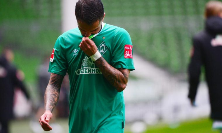 Bundesliga's longest-serving club Werder faces relegation