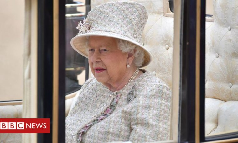 Coronavirus: Queen's official birthday to be marked with new ceremony