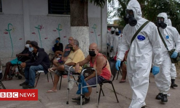 Coronavirus: What are the numbers out of Latin America?