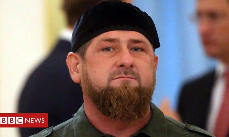 Ramzan Kadyrov denies Georgia journalist murder plot
