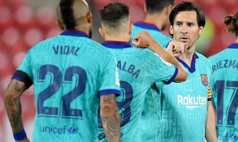 Barcelona to offer Messi deal until 2023