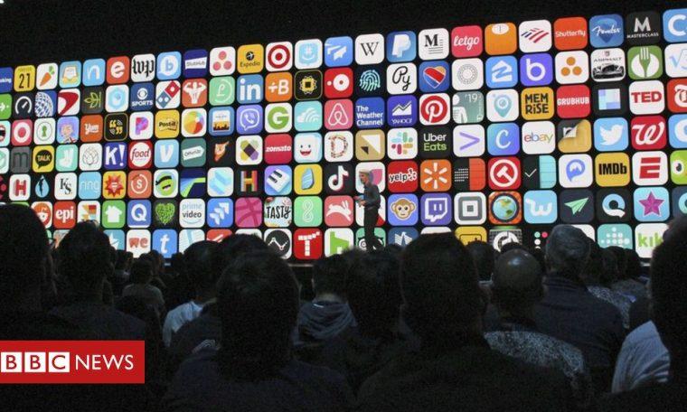 Apple's annual developer showcase overshadowed by app row