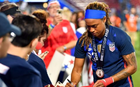 How will MLS, U.S. Soccer, NWSL take action in push for equality?