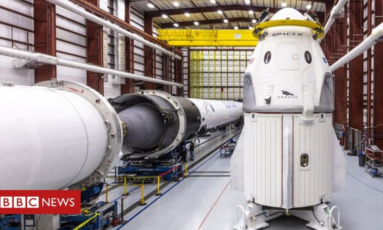 Nasa SpaceX launch: What is the Crew Dragon?