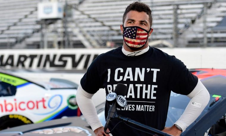 Bubba Wallace: A noose was found in racing driver's garage stall, NASCAR says