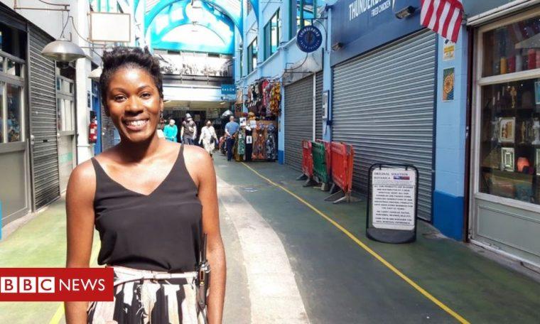 Coronavirus: How Brixton is waking up from 'lockdown coma'