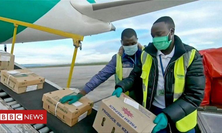 Coronavirus: How Africa's supply chains are evolving