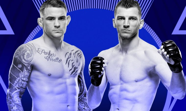 Poirier-Hooker a spotlight on the UFC's most compelling division