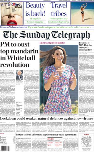 Telegraph 28 June