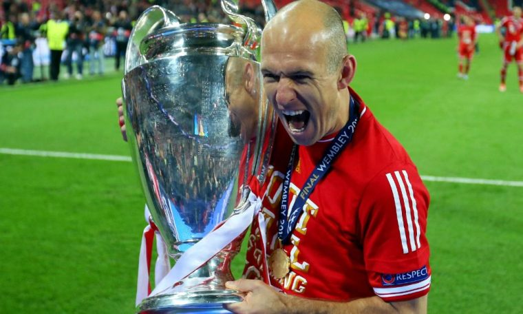 Arjen Robben to make comeback with first club Groningen