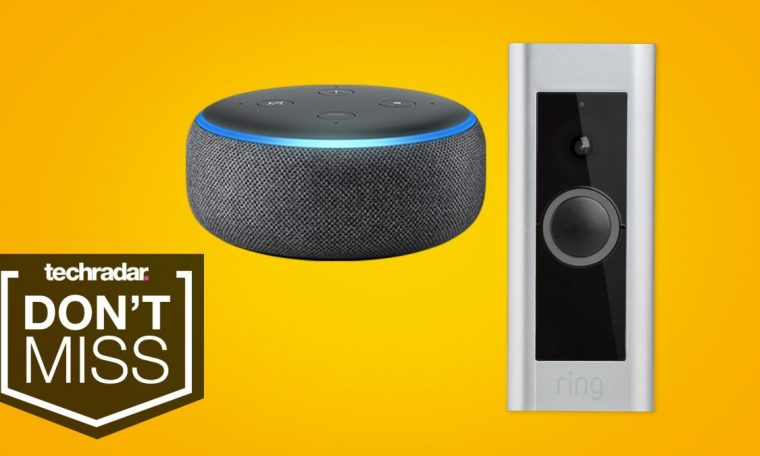 4th of July sale alert: get a free Echo Dot and save on the Ring Doorbell Pro