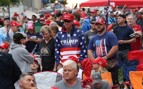 6 Trump staffers preparing Tusla rally test positive for coronavirus