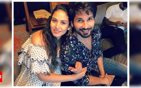 Take a sneak peek into Shahid Kapoor and Mira Rajput's stunning and stylish home | Hindi Movie News