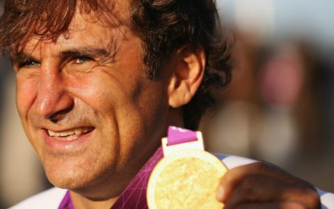 Alex Zanardi in a coma after horrific handbike crash in Italy