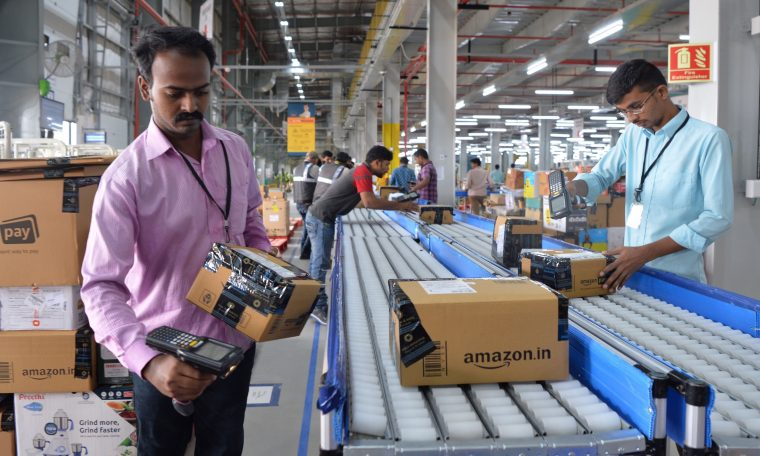Amazon signals entry into India's huge alcohol sector: Reuters