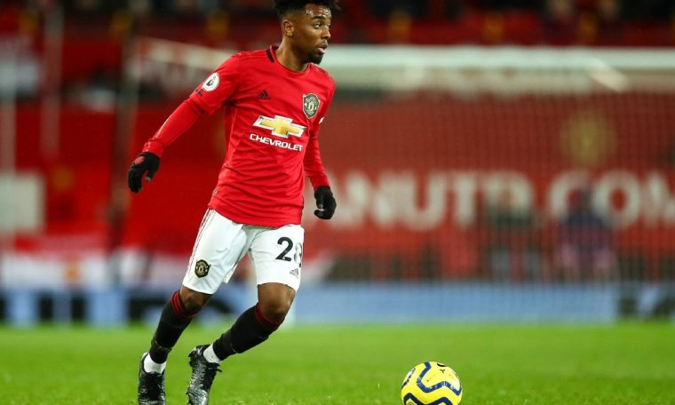 Angel Gomes likely to leave Manchester United