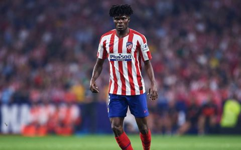 Arsenal readying €50m move for Atletico Madrid's Thomas Partey