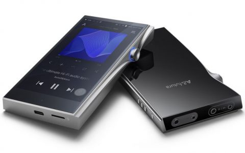 Astell & Kern just released the Maserati of MP3 players