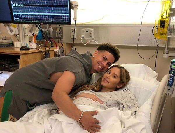 Austin McBroom of YouTube's ''Ace Family'' Welcomes Baby No. 3 With Catherine Paiz