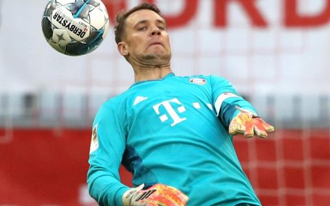 Bayern Munich's Manuel Neuer reveals what it's like to play in football's 'ghost games'