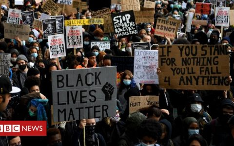 Black Lives Matter: We need action on racism not more reports, says David Lammy