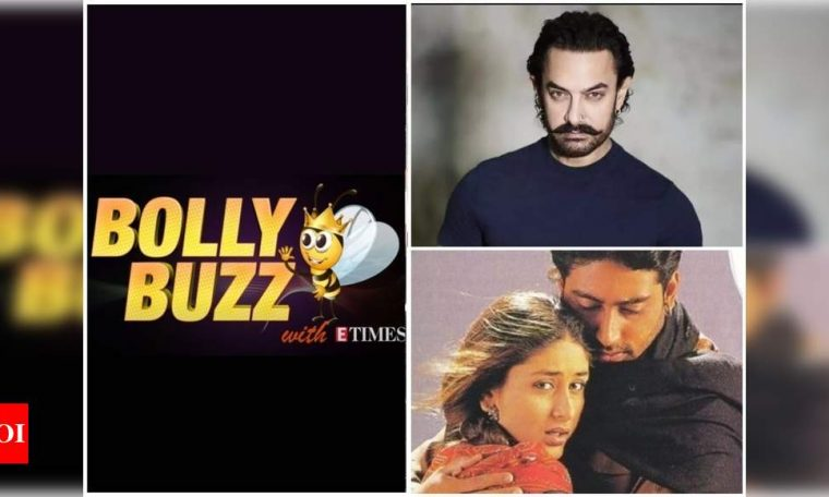 Bolly Buzz: Aamir Khan's staff members test positive for Covid-19, Kareena Kapoor Khan and Abhishek Bachchan complete two decades in the industry | Hindi Movie News
