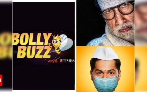 Bolly Buzz: Amitabh Bachchan might lend his voice to the navigation system on Google Maps, Kangana Ranaut demands justice for Ajay Pandita, 'Coolie No 1' poster gets a COVID-19 twist! | Hindi Movie News