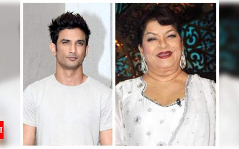Bolly Buzz: Sanoj Mishra announces a film titled, 'Sushant', Soni Razdan opens up on nepotism in Bollywood, Saroj Khan hospitalised for breathing problems | Hindi Movie News