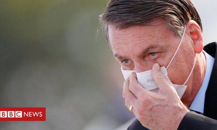 Brazil corruption: Police arrest ex-aide to Jair Bolsonaro's son Flavio