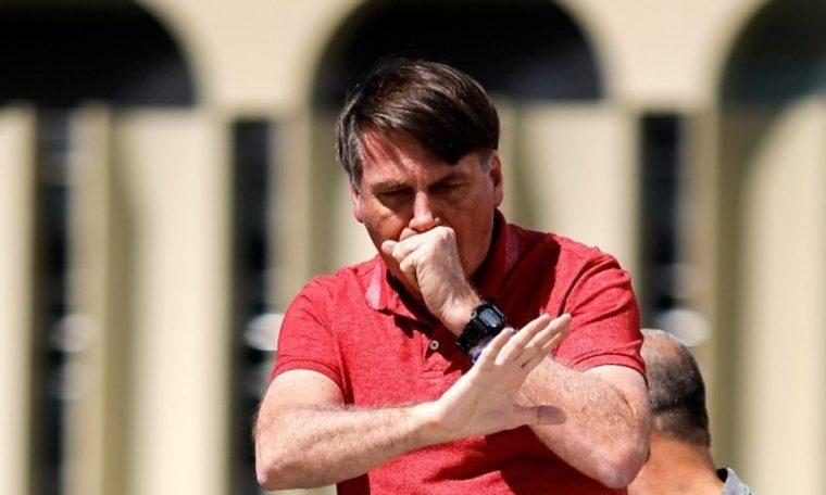 Brazil's Jair Bolsonaro ordered to wear mask in public