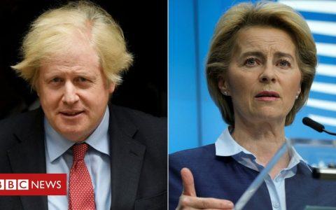 Brexit: Boris Johnson to hold crunch EU-UK meeting next week