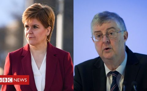 Brexit Scottish and Welsh FMs push for transition period extension