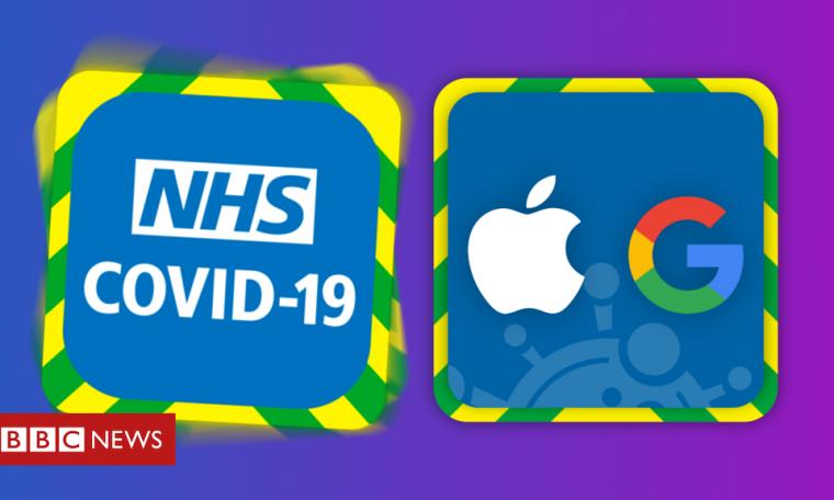 UK virus-tracing app switches to Apple-Google model