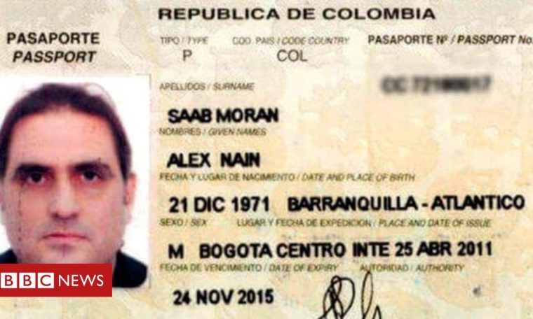 Businessman close to Venezuela's Nicolás Maduro arrested in Cape Verde