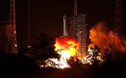 China aims to complete GPS system that rivals US