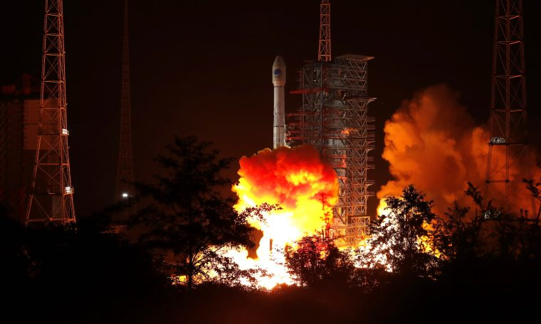 China launches final satellite to complete network rival to Global Positioning System