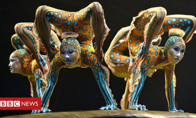 Cirque du Soleil cuts 3,500 jobs to avoid bankruptcy