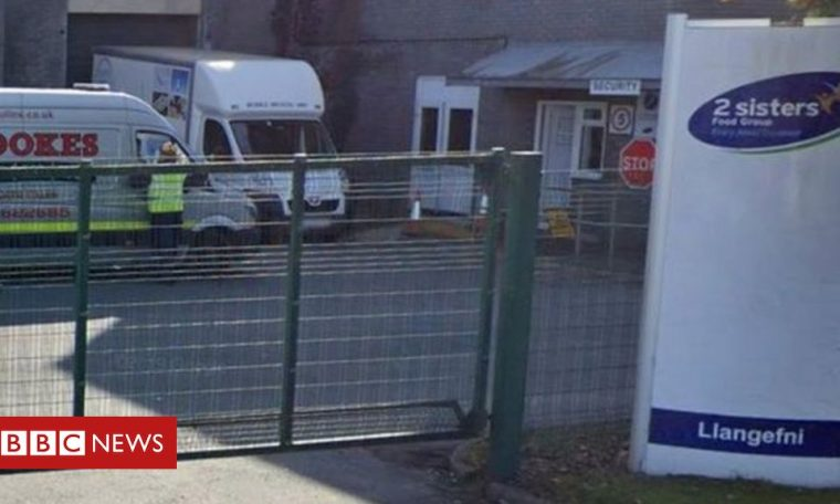 Coronavirus: Anglesey local lockdown 'possibility' for Llangefni factory outbreak