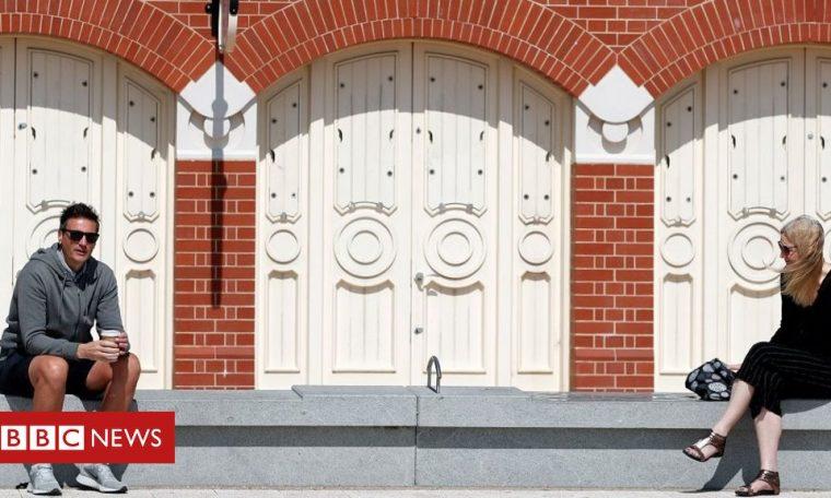 Coronavirus: Boris Johnson launches review into 2m social distancing rule