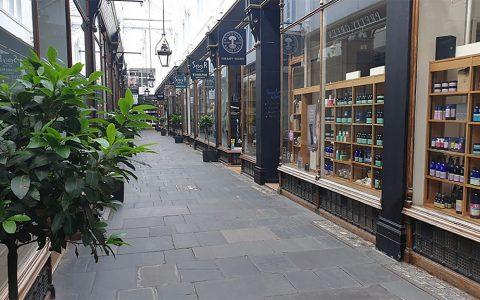 Coronavirus: Cardiff arcades plan social distancing measures