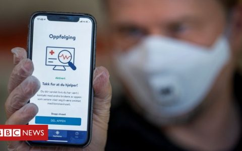 Coronavirus: Contact-tracing apps face further hitches