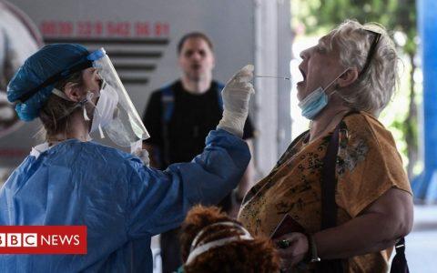 Coronavirus: EU considers barring Americans from travel list