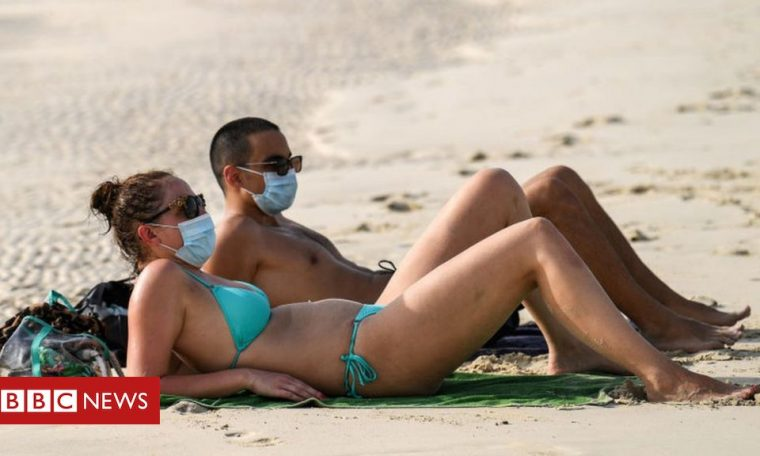 Coronavirus: Holiday bookings 'explode' as travel restrictions ease