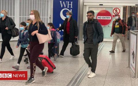 Coronavirus: New UK travel quarantine rules a stunt, says Ryanair boss