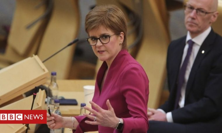 Coronavirus: Nicola Sturgeon accused of 'dithering' over school return