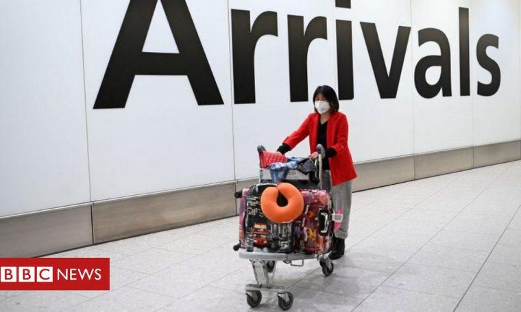 Coronavirus: No decision on Wales' overseas travel restrictions