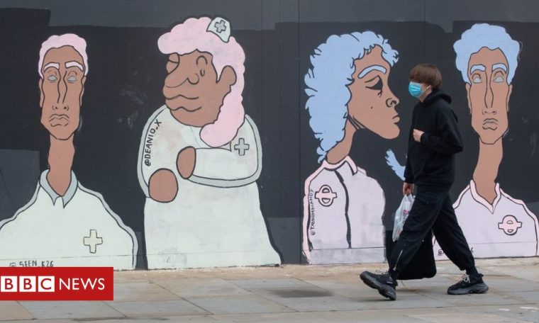 Coronavirus: 'Scandal' BAME review recommendations 'buried'