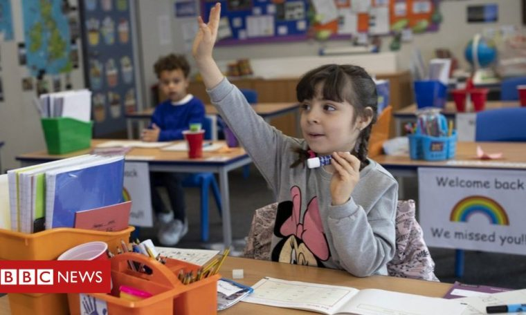 Coronavirus: Scottish schools aim to reopen full-time in August
